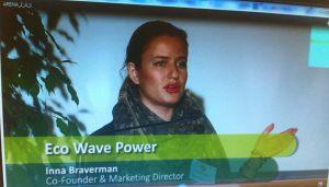 Inna-Braverman-talking-on-the-European-Cleantech-Challenge